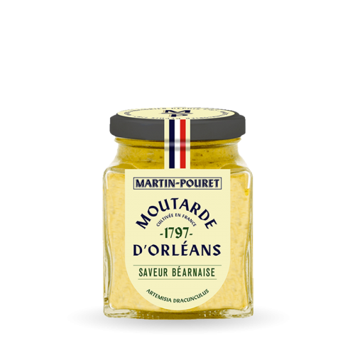 Moutarde saveur béarnaise 95g