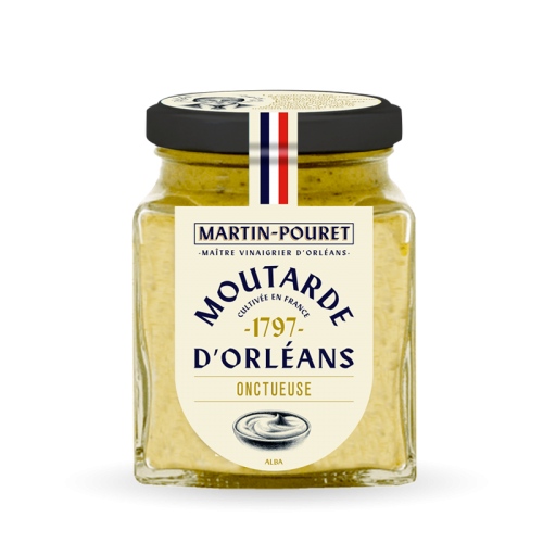 Moutarde Onctueuse 200g